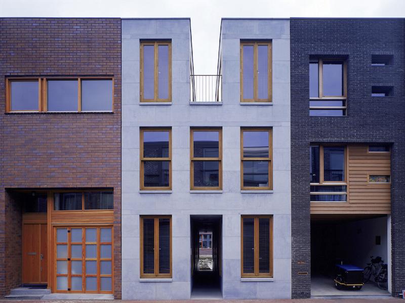 Ansicht Haus Santen von Rapp+Rapp Architecten