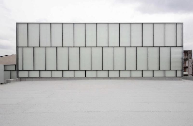 Ansicht des Théâtre de Liège