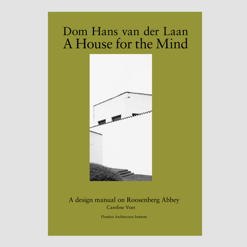 Buchcover ,A House for the Mind' von Caroline Voet