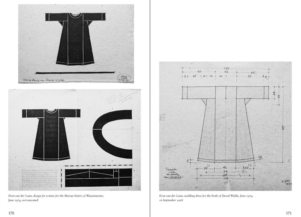 Entwurf eines Hochzeitskleides (Folie aus der Vorlesung)