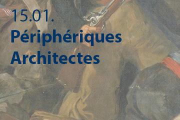 TH Köln   Fakultät für Architektur   architectural tuesday   Périphériques