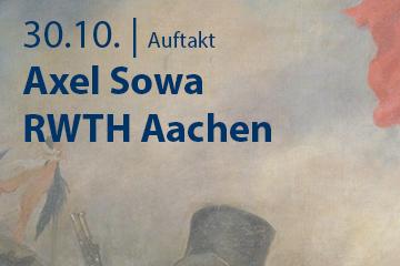 TH Köln | Fakultät für Architektur | architectural tuesday | Axel Sowa