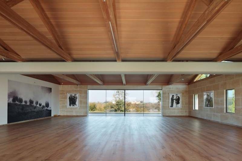 Alcazar Château Lafite – Innenraum © David Leclerc Architecture
