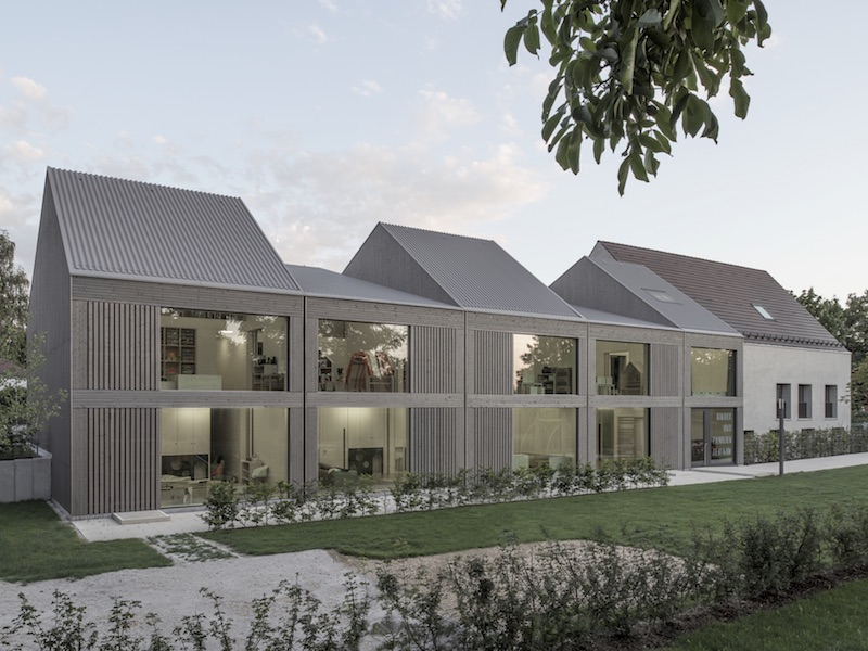 Kinder- und Familienzentrum   Neubau   © VON M