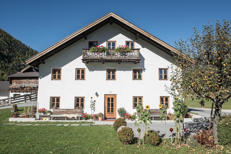 Saniertes Bauernhaus im Ötztal – Sölden   © Hermann Holzknecht